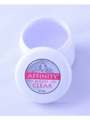 Affinity clear gel