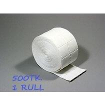Салфетки 1 рулон (500 шт. в рулоне)