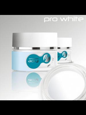 Акриловая пудра белая / Sequent Acryl Pro White 12g