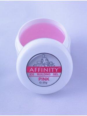 Affinity Pink гель с розовым оттенком