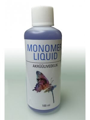 Мономер - monomer blue liquid 100ml.