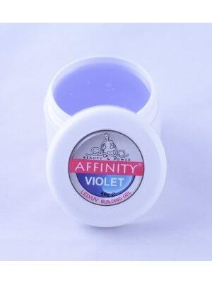 LED Violet gel