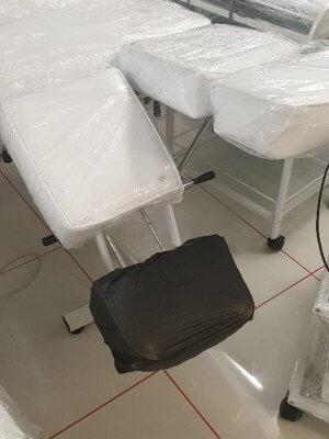 Armrest cover , black, 25x35x10cm