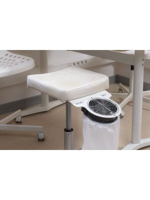 Dust collector for pedicure