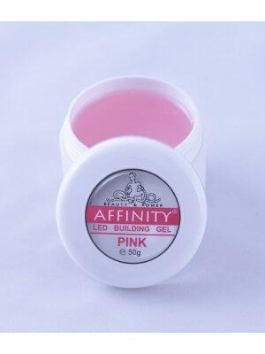 LED Pink gel