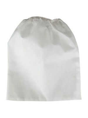Bag for 2 fan nail dust collector