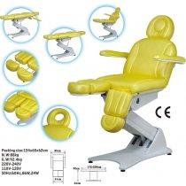 Педикюрное кресло 3-моторное , косметологическое кресло.