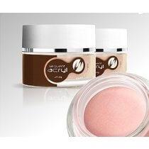 Акриловая пудра камуфлирующая розовая / Sequent Acryl Pro Cover 36g