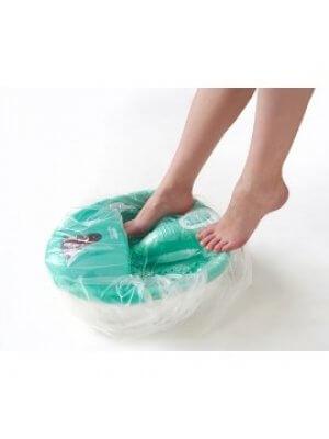 Pediküüri jalavanni kilekotid 50 tk