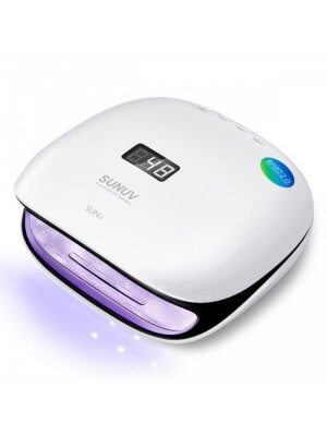 LED/UV лампа 48w нового поколения SUNONE