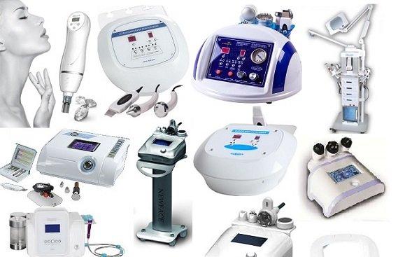 Kosmetoloogia seadmed