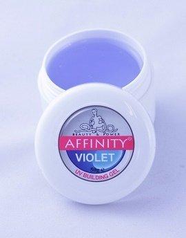 uv ehitusgeel affinity ice violet